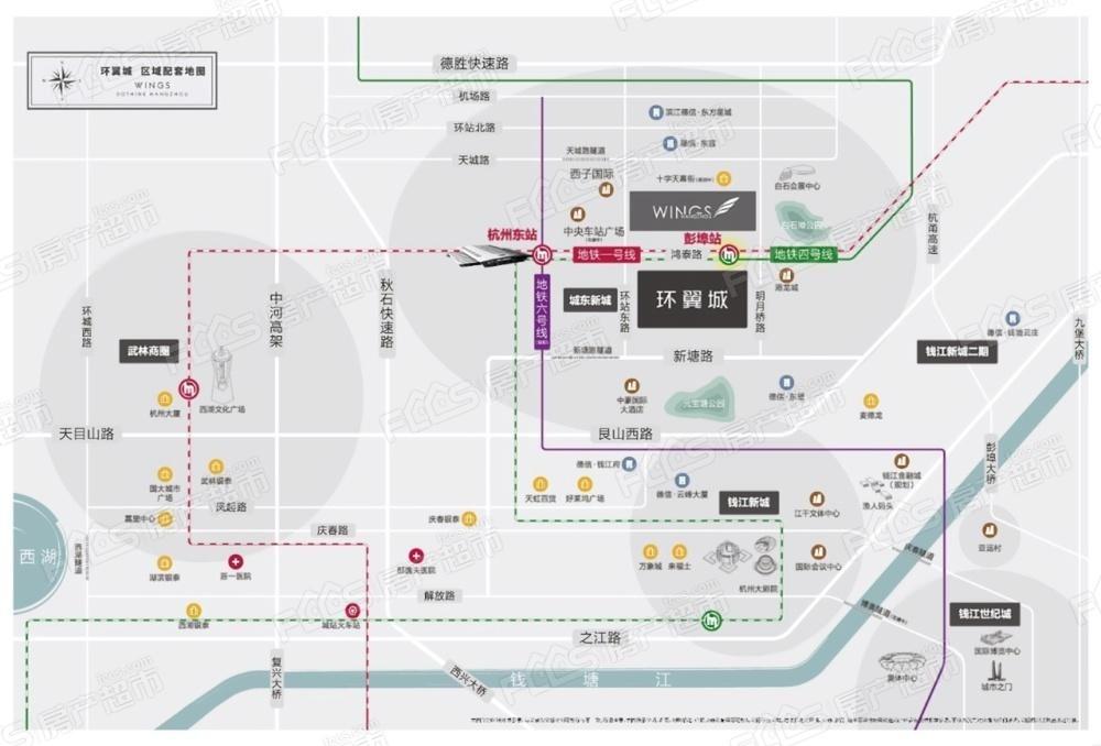 杭州环翼城的楼盘信息